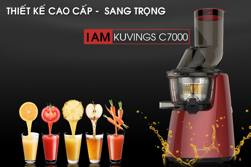 Máy ép trái cây Kuvings C7000